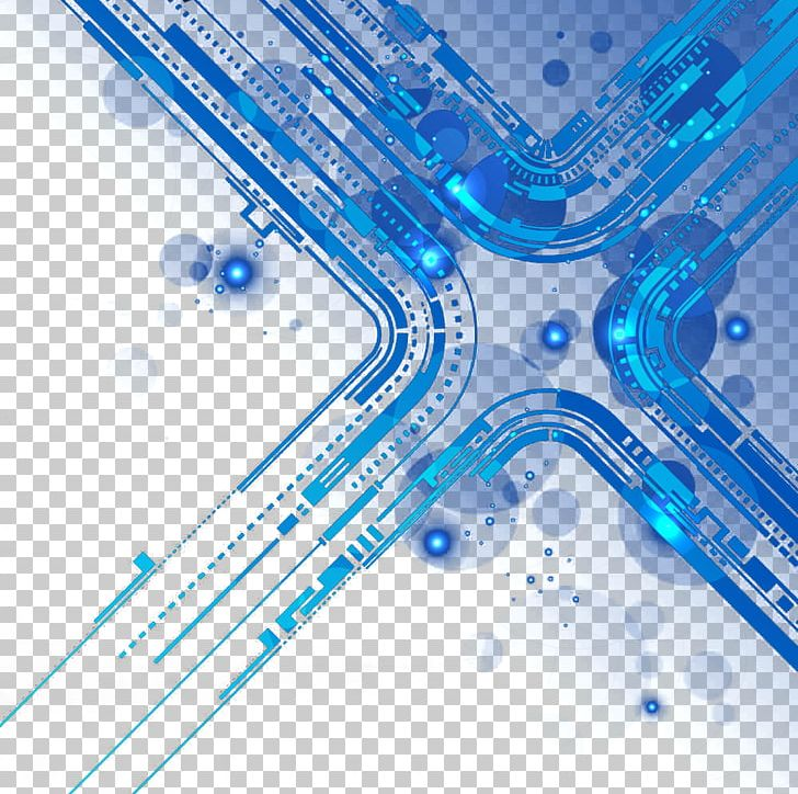 Printed Circuit Board Technology PNG, Clipart, Abstract Lines, Angle, Blue, Board, Electric Blue Free PNG Download