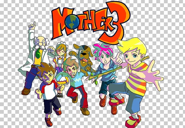 Mother 3 Mother 1+2 EarthBound Fan Art Nowhere Islands PNG