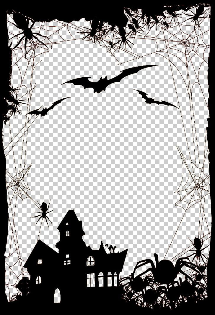 Halloween Party October 31 Trick-or-treating PNG, Clipart, Black, Black And White, Branch, Christmas, Costume Free PNG Download