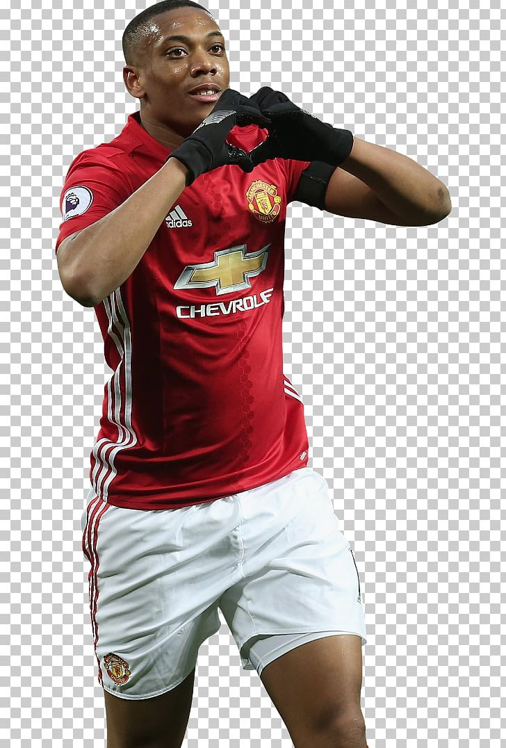 promo code 7905c f3b5d Anthony Martial Jersey Manchester United F.C. France ...