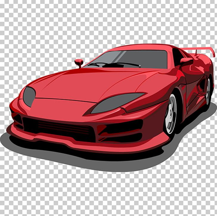Ferrari Sports Car Png Clipart Auto Car Cartoon Compact Car