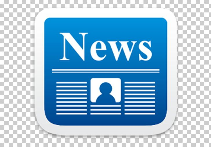 News Logo Computer Icons Brand PNG, Clipart, App, Area, Blue, Brand, Communication Free PNG Download
