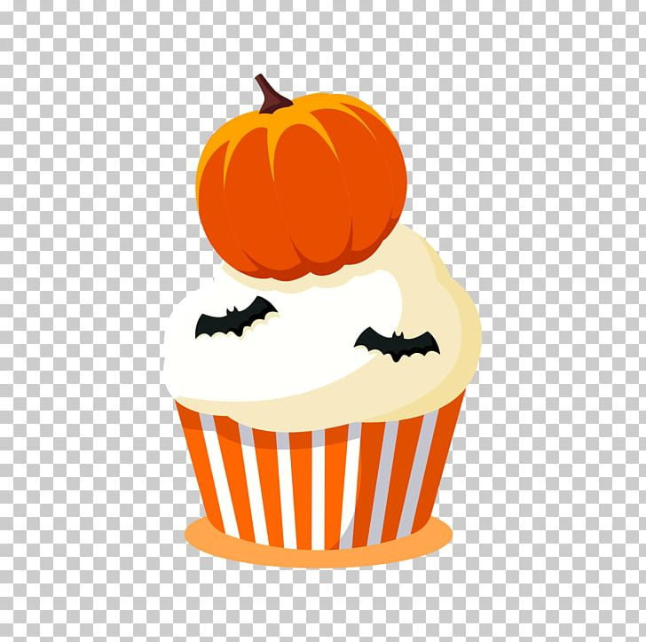 Jack-o'-lantern Halloween Cupcake Trick-or-treating PNG, Clipart, Birthday, Cake, Cakes, Drawing, Festive Elements Free PNG Download