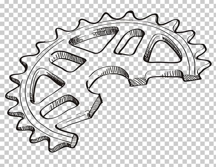 Roller Chain Sprocket Drawing Bicycle Motorcycle Png Clipart Angle Automotive Design Auto Part Bicycle Bicycle Chains