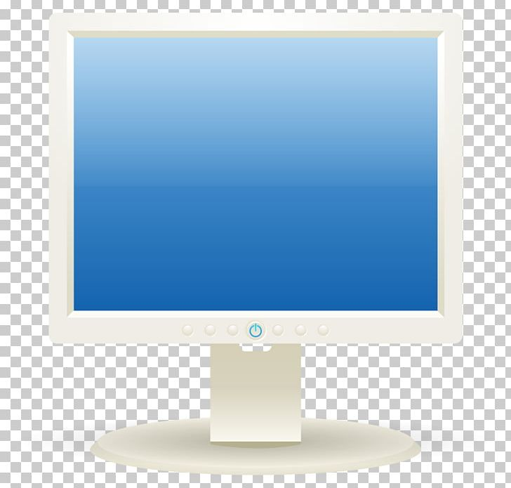 Computer Monitor Liquid-crystal Display PNG, Clipart, Angle, Blue, Computer, Computer Hardware, Computer Monitor Accessory Free PNG Download