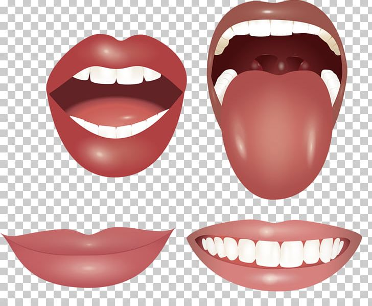 Mouth Tongue Tooth Lip PNG, Clipart, Cartoon Mouth, Cheek, Chin, Download, Element Free PNG Download