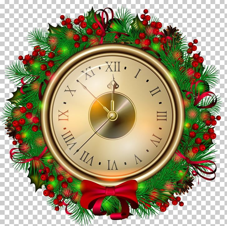 Clock GLOW Christmas New Year PNG, Clipart, Alarm Clocks, Christmas Decoration, Christmas Lights, Countdown, Decor Free PNG Download