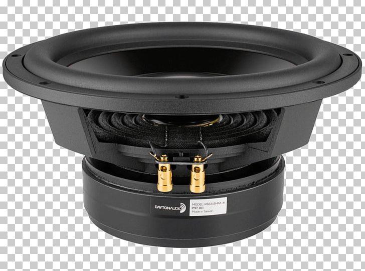 Subwoofer Loudspeaker Sound Speaker Driver PNG, Clipart