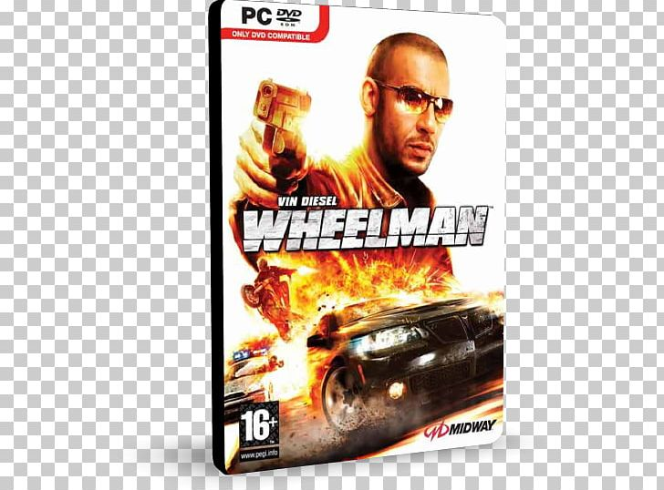 Wheelman Video Games PlayStation 3 Xbox 360 PNG, Clipart