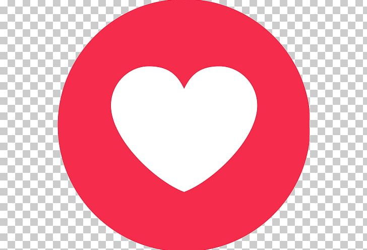 Social Media Facebook Like Button Heart Emoticon PNG