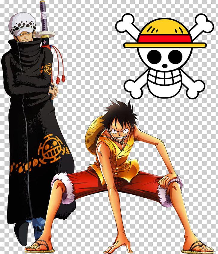 Monkey D. Luffy Roronoa Zoro Nami Trafalgar D. Water Law Dracule Mihawk PNG, Clipart, Anime, Art, Cartoon, Clothing, Costume Free PNG Download