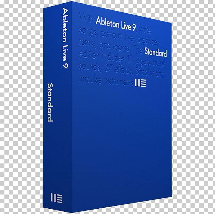 Ableton Live Computer Software Digital Audio Workstation Software