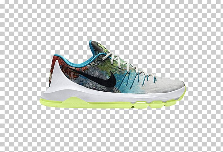 hot sales 25e5c 49e98 Nike KD 8 N7 Sports Shoes KD 8 Photo Blue Clothing PNG ...