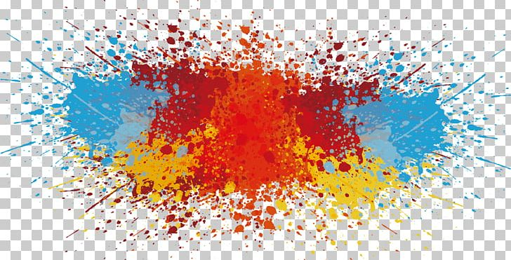 Color Png Clipart Brush Circle Color Splash Comp