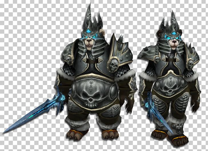 World Of Warcraft Wrath Of The Lich King Armour Pandaren