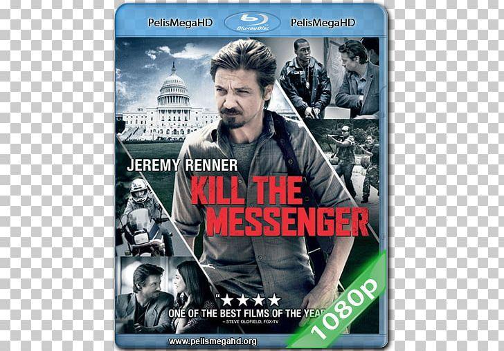 Michael Cuesta Kill The Messenger Blu-ray Disc Film Hindi