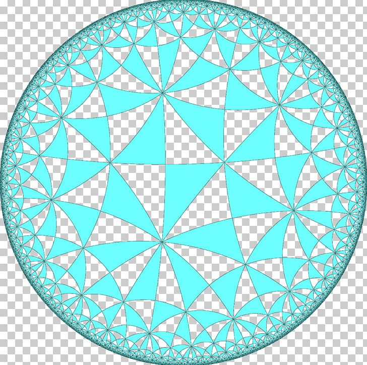 Mathematics Tessellation Euclidean Geometry Hyperbolic Geometry PNG