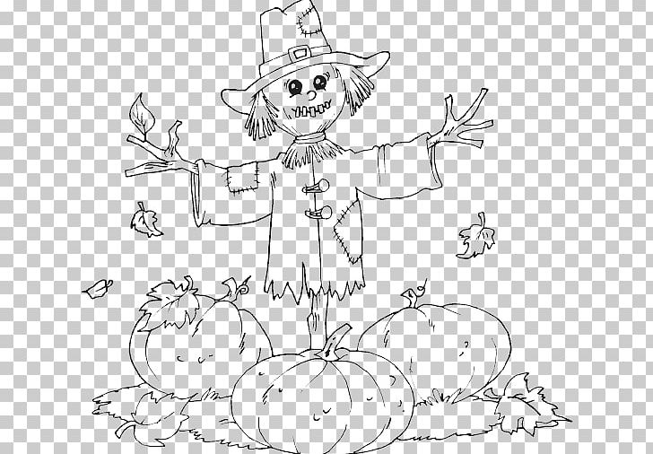 Coloring Book Colouring Pages Thanksgiving Pumpkin The