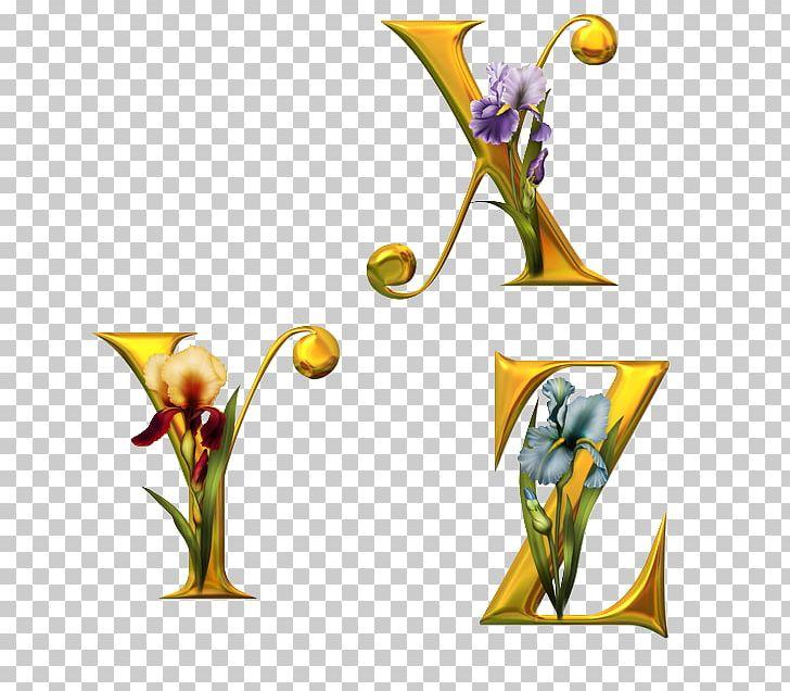 Fancy Alphabets Letter English Alphabet Flower PNG, Clipart