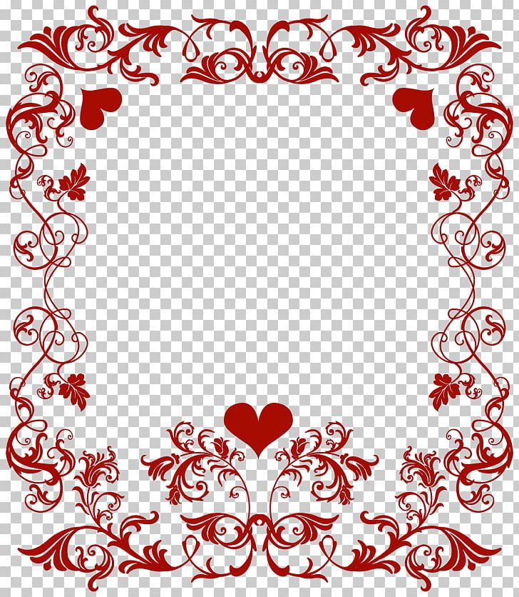 Valentine's Day Heart PNG, Clipart, Area, Black And White, Border, Clip Art, Fictional Character Free PNG Download