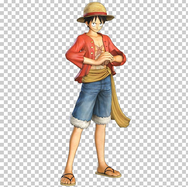 One Piece: Pirate Warriors 2 One Piece: Pirate Warriors 3 Monkey D. Luffy Roronoa Zoro PNG, Clipart, Art, Cartoon, Concept Art, Costume, Figurine Free PNG Download