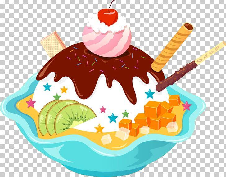 Ice Cream Cones Sundae Cupcake PNG, Clipart, Cake, Cream, Cuisine, Cupcake, Dairy Product Free PNG Download