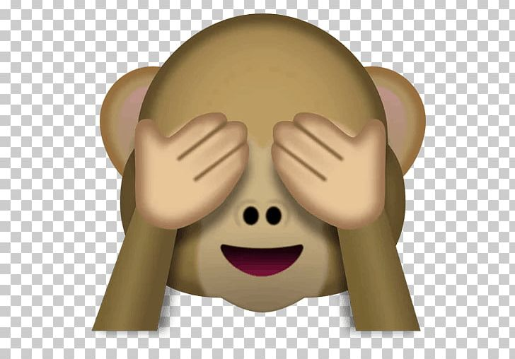 Face With Tears Of Joy Emoji The Evil Monkey PNG, Clipart