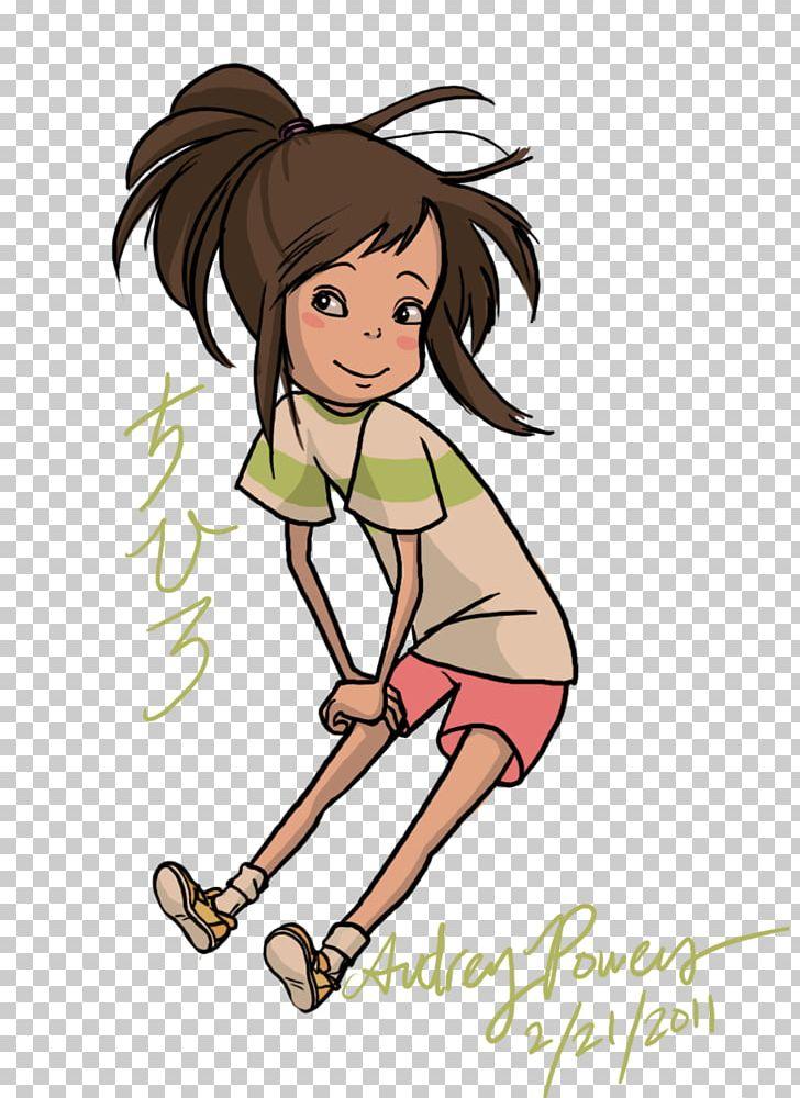Haku Spirited Away Cartoon Drawing Png Clipart Anime Arm Art Boy Brown Hair Free Png Download