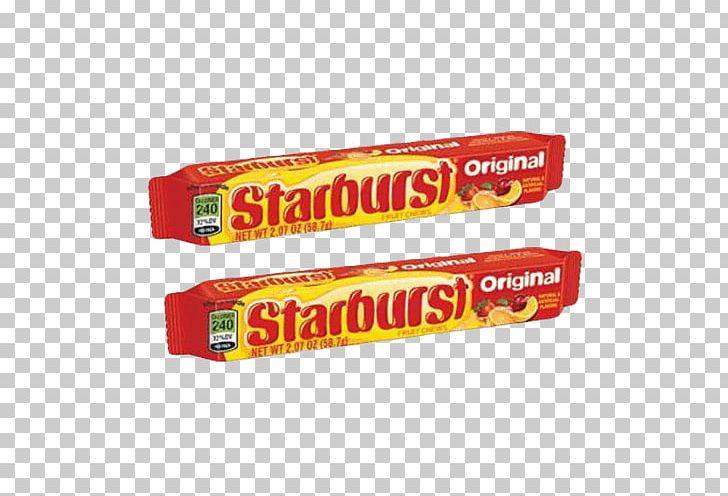 Mars Snackfood US Starburst Tropical Fruit Chews Flavor