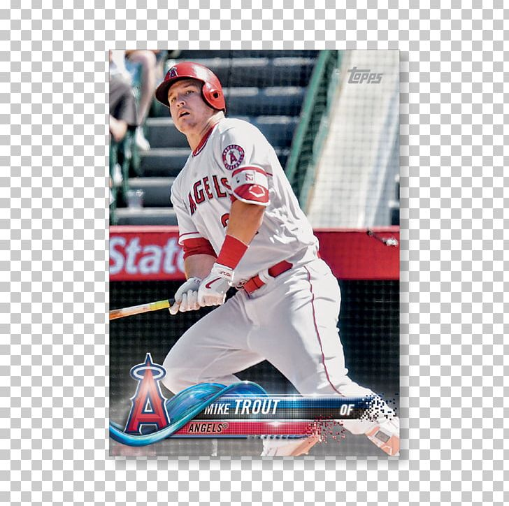 Los Angeles Angels Topps Baseball Card Rookie Card Png