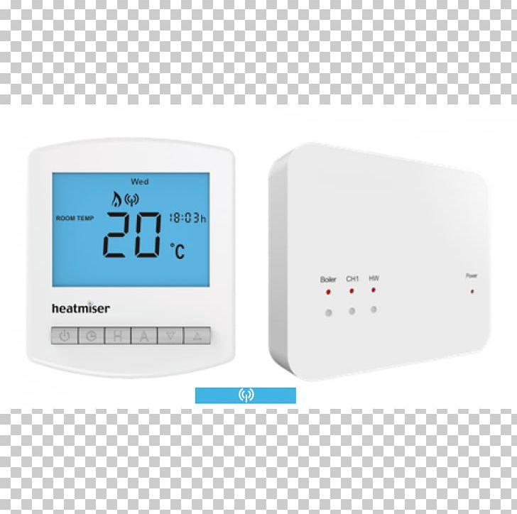 Programmable Thermostat Underfloor Heating Radio Frequency