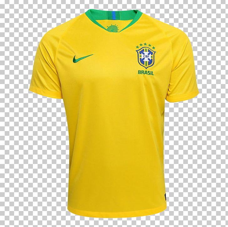 release date 11960 c807a 2018 World Cup Sweden National Football Team T-shirt Brazil ...