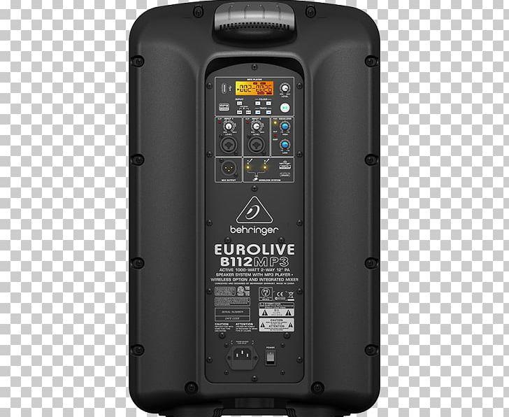 BEHRINGER Eurolive B1 Series Loudspeaker BEHRINGER Eurolive