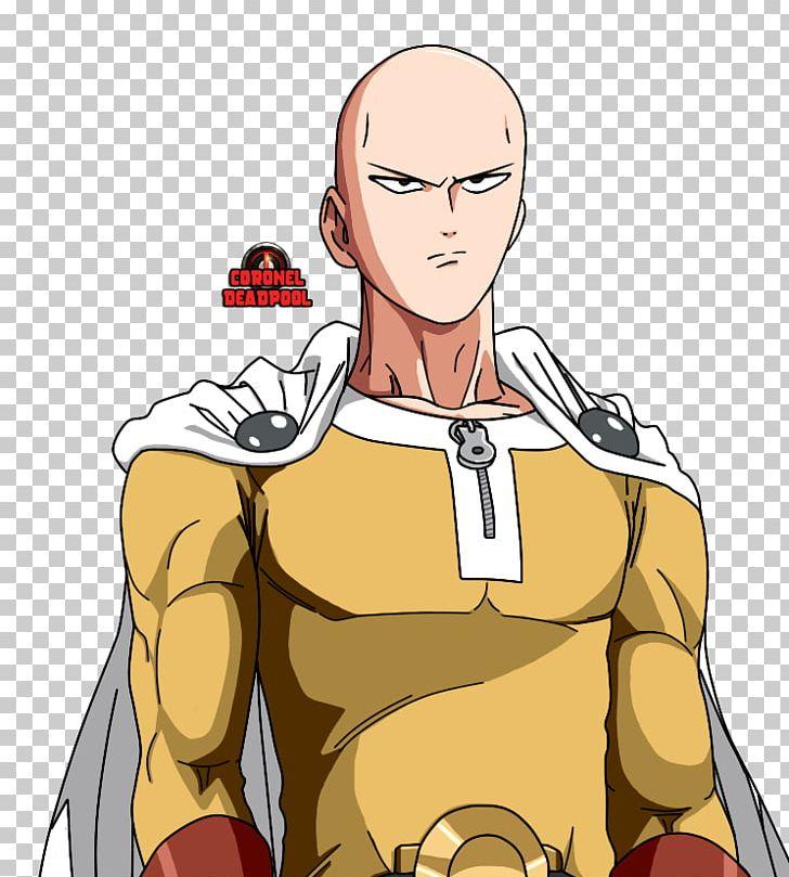 Saitama One Punch Man Thumb Portable Network Graphics Png Clipart Anime Arm Art Cartoon Character Free