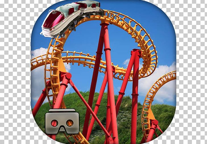 Virtual Reality Headset VR Crazy Rollercoaster RollerCoaster