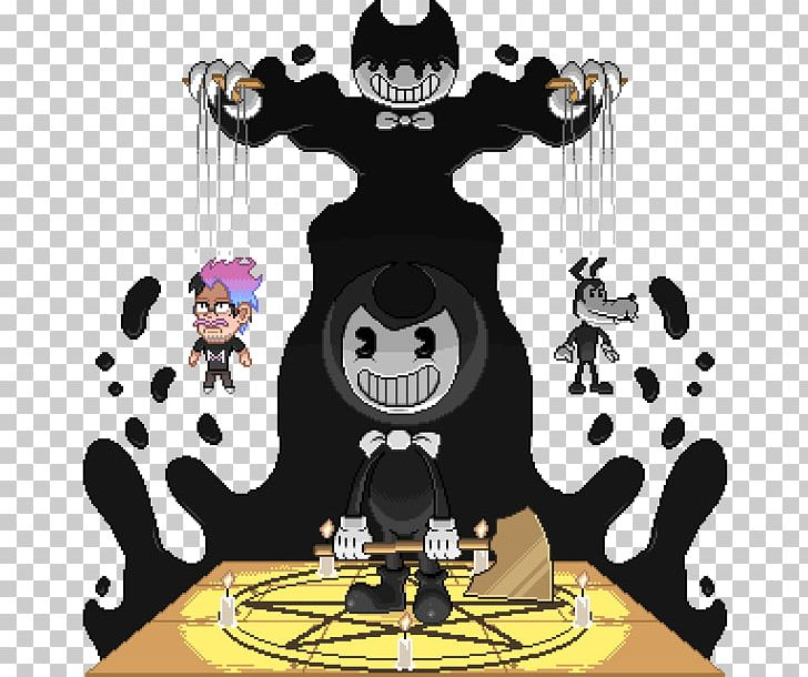 Bendy And The Ink Machine Information Png Clipart Art