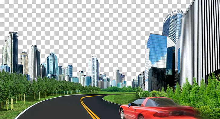 Car Poster Road Png Clipart Architectu Background Vector