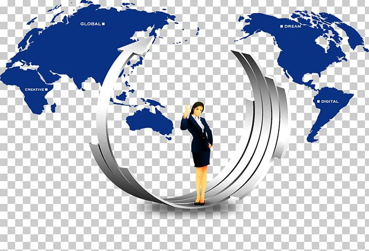World Map Stencil Wall Decal PNG, Clipart, 3d Arrows, Arrow ...
