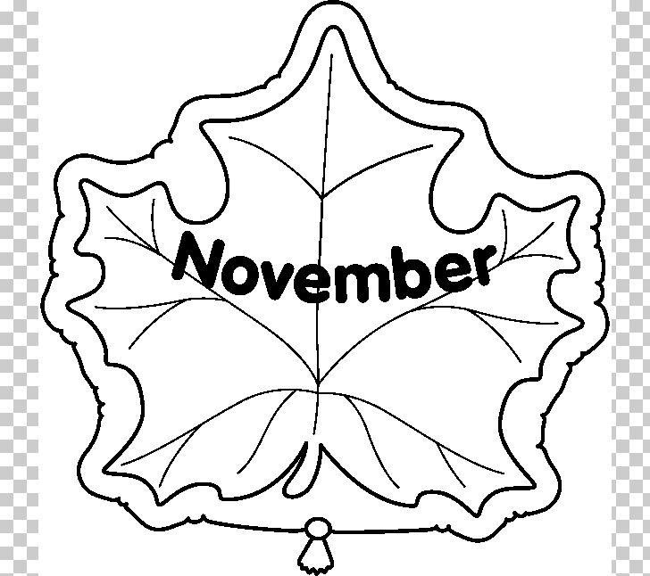November Black And White Png Clipart Art Blog Artwork Blog Clipart Coloring Book Free Png Download