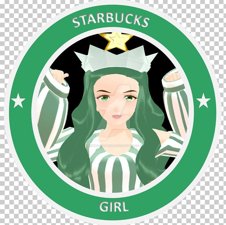 Starbucks Coffee Logo Woman PNG, Clipart, Brands, Coffee, Deviantart, Fictional Character, Girl Free PNG Download