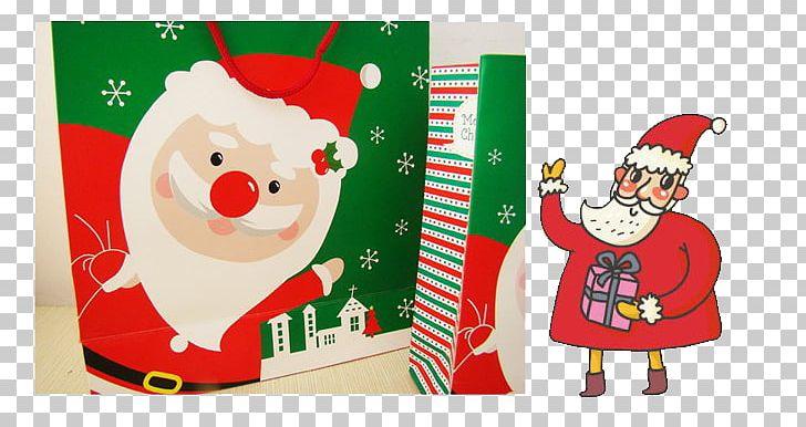 Santa Claus Christmas Ornament Gift PNG, Clipart, Art, Cartoon, Christmas Border, Christmas Decoration, Christmas Frame Free PNG Download