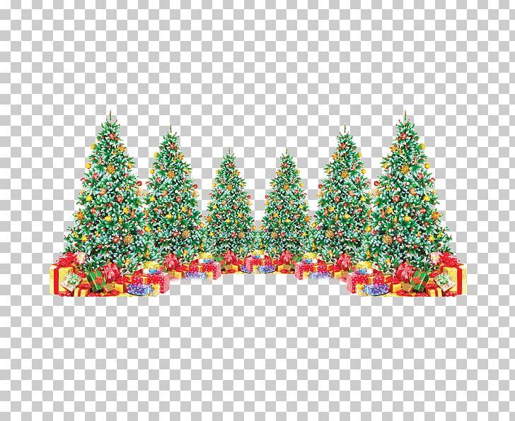 Christmas Tree Santa Claus Christmas Ornament Gift PNG, Clipart, Christmas, Christmas Border, Christmas Card, Christmas Day, Christmas Decoration Free PNG Download