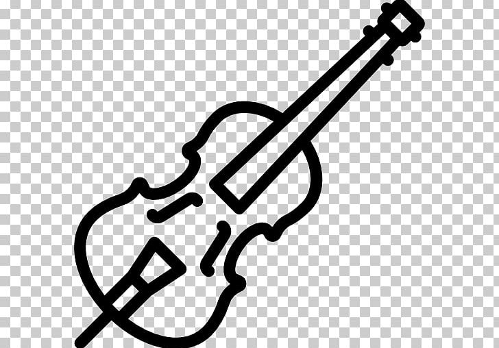 Violin Musical Instruments Computer Icons Cello PNG, Clipart, Black And White, Bow, Cello, Computer Icons, Fiddle Free PNG Download