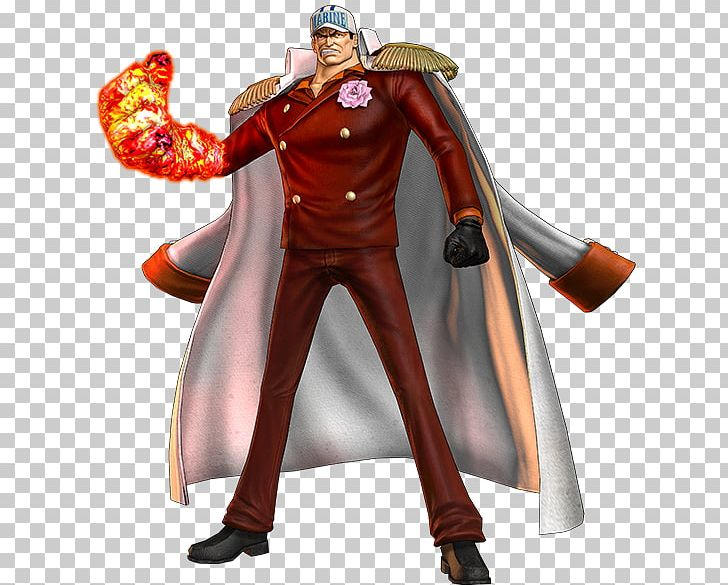 Akainu One Piece: Pirate Warriors 2 Monkey D. Luffy Gol D. Roger PNG, Clipart, Action Figure, Cartoon, Fictional Character, Fig, Gol D Roger Free PNG Download