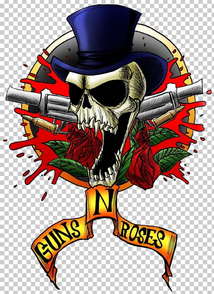 Guns N' Roses Greatest Hits Drawing T-shirt PNG, Clipart