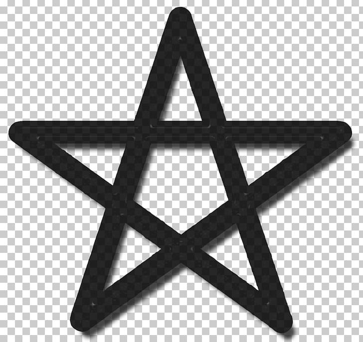Lesser Banishing Ritual Of The Pentagram Pentacle Wicca Symbol PNG, Clipart, Angle, Black And White, Ceremonial Magic, Computer Icons, Down Free PNG Download