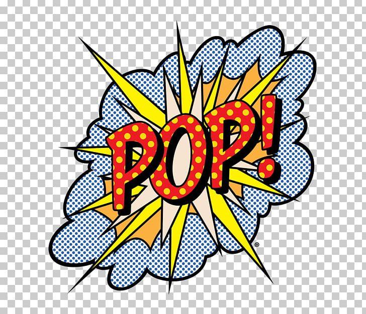 Pop Art Graphic Design