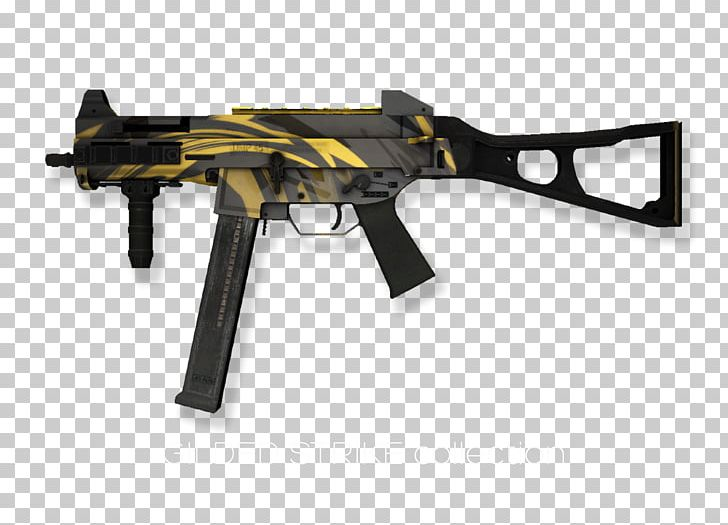 Airsoft Guns Submachine Gun Heckler Koch Ump Blowback Png