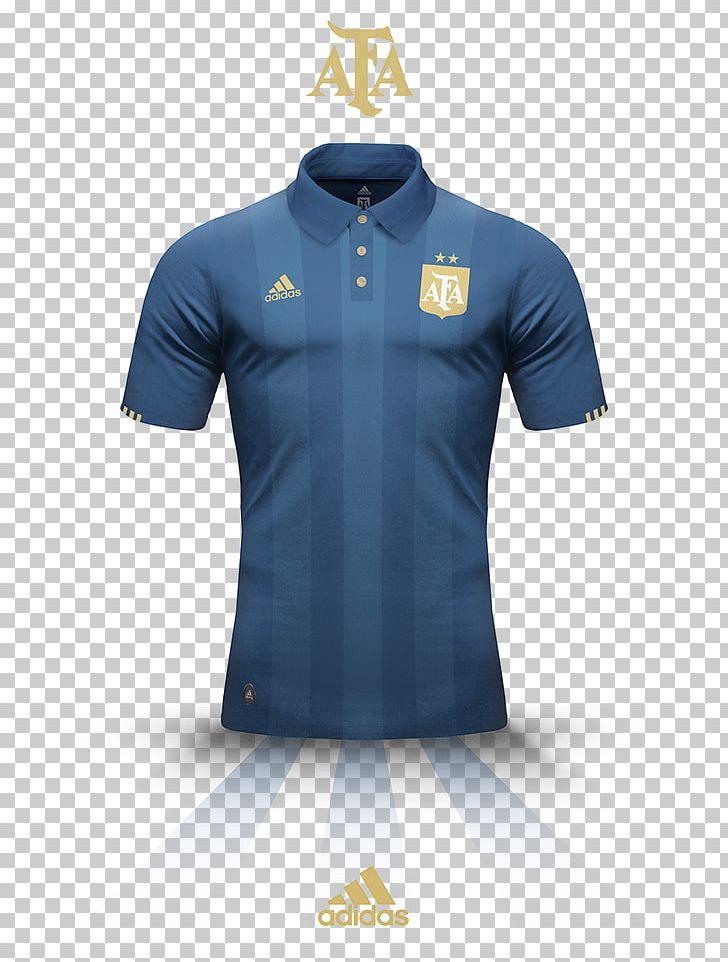 buy popular d9893 3af37 Argentina National Football Team T-shirt 2018 World Cup ...