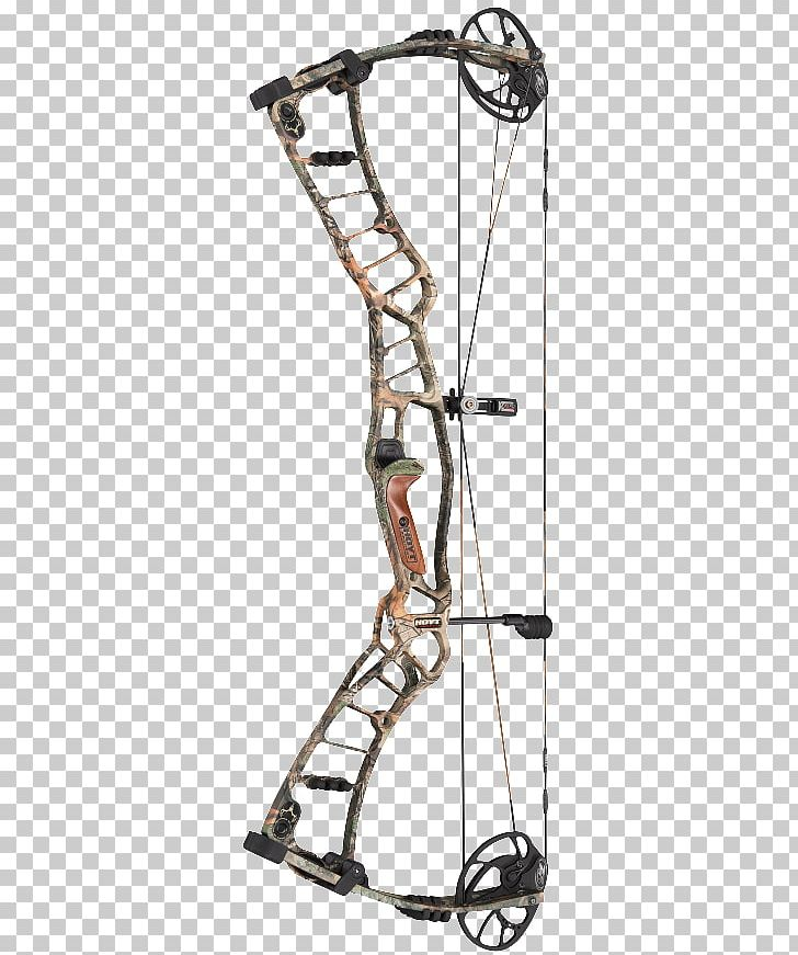 Hoyt Archery Bow And Arrow Compound Bows Bowhunting PNG